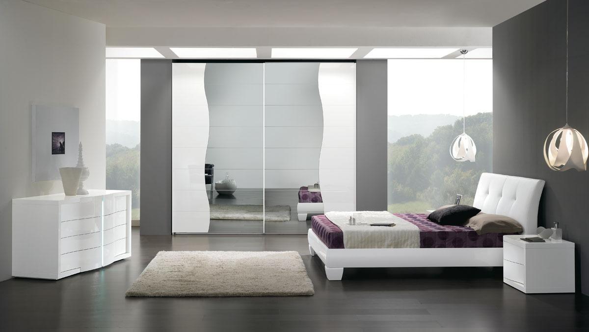 Pacifico spedo mobili - Camera da letto moderna contemporanea ...